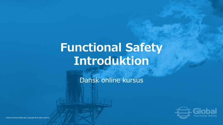 Functional Safety Introduktion