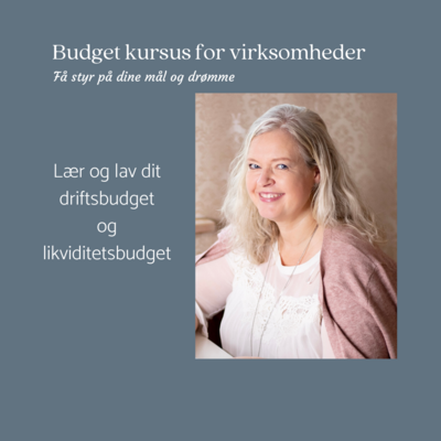 Budget live kursus