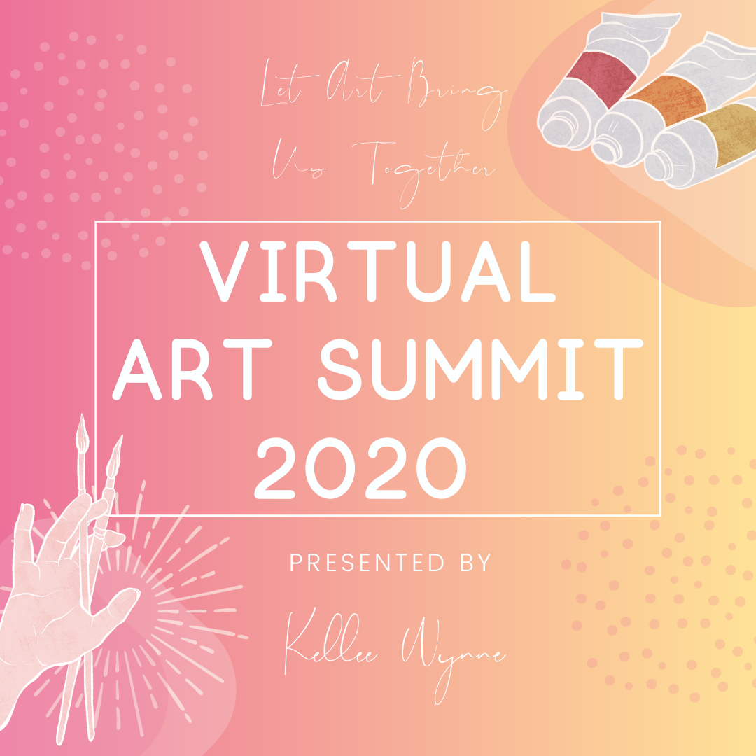 _Virtual Art Summit with Kellee Wynne Insta Graphic