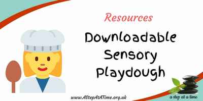 FREE DOWNLOAD - Sensory Playdough