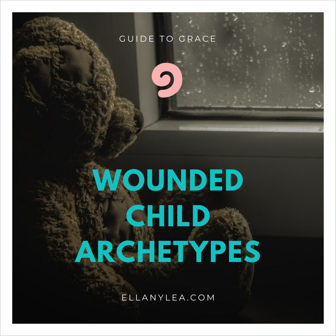 Wounded Child Archetypes - Guidebook v1.6 - Cover