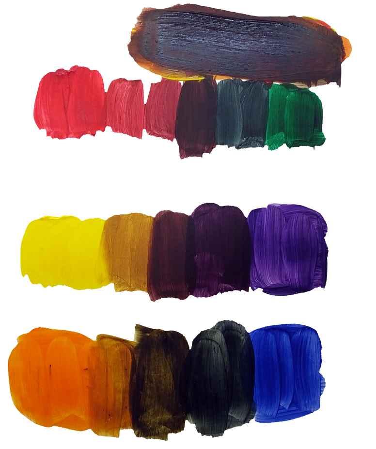 Tæt på teknik - farver i dit maleri