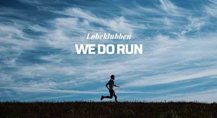 Løbeklubben WE DO RUN