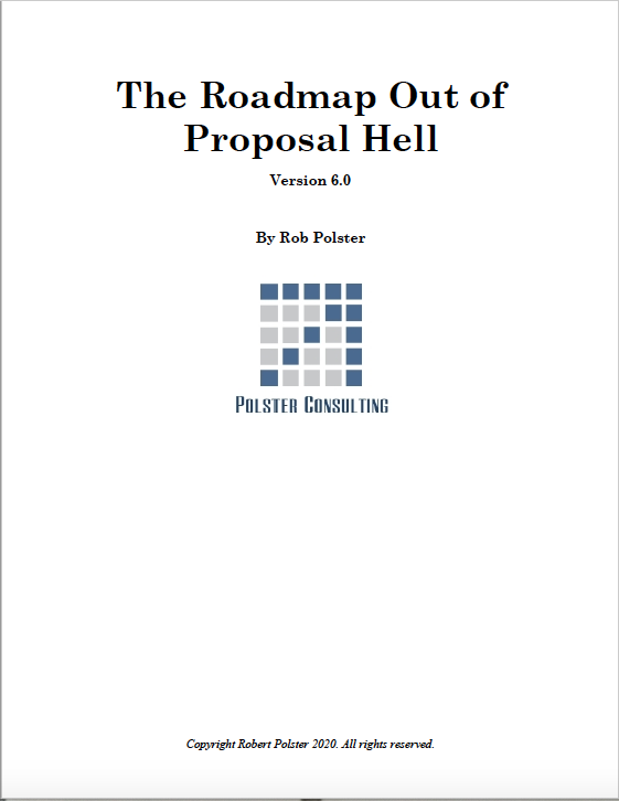 Roadmap Out of Proposal Hell Full Cover