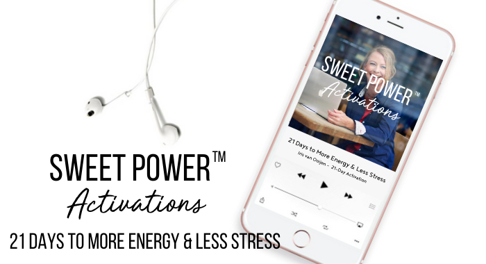 SWEET POWER 21-Day Activations Collection
