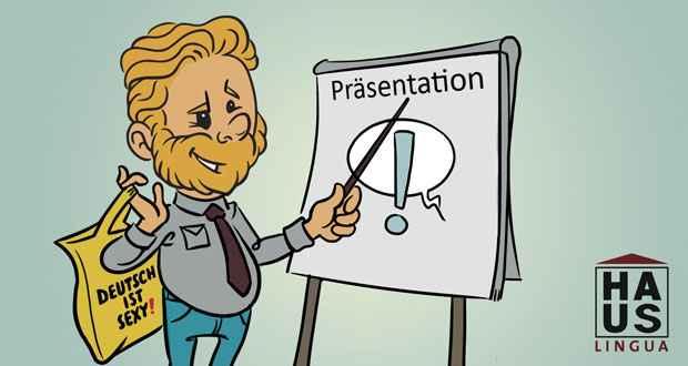 Onlinekursus: Produktpræsentation/ firmapræsentation på tysk