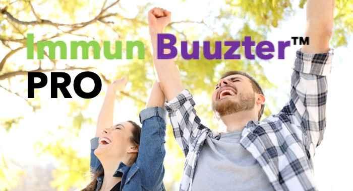 Immun Buuzter™ Pro behandling