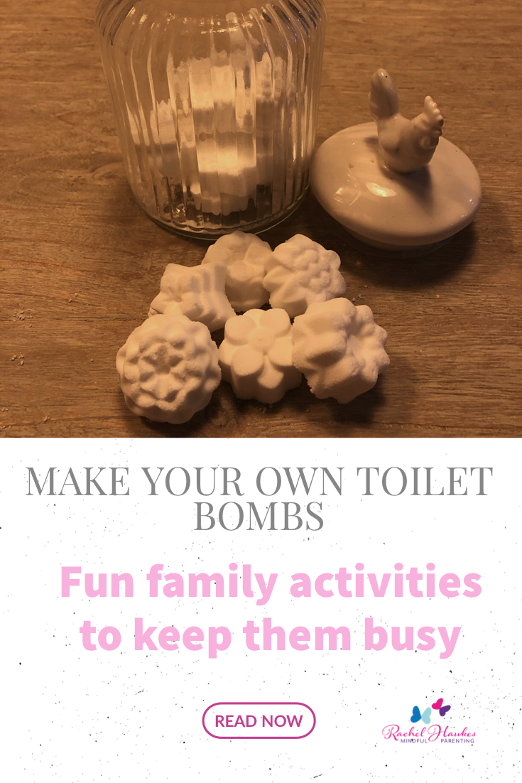 Fun Indoor Makes - Toilet Bombs