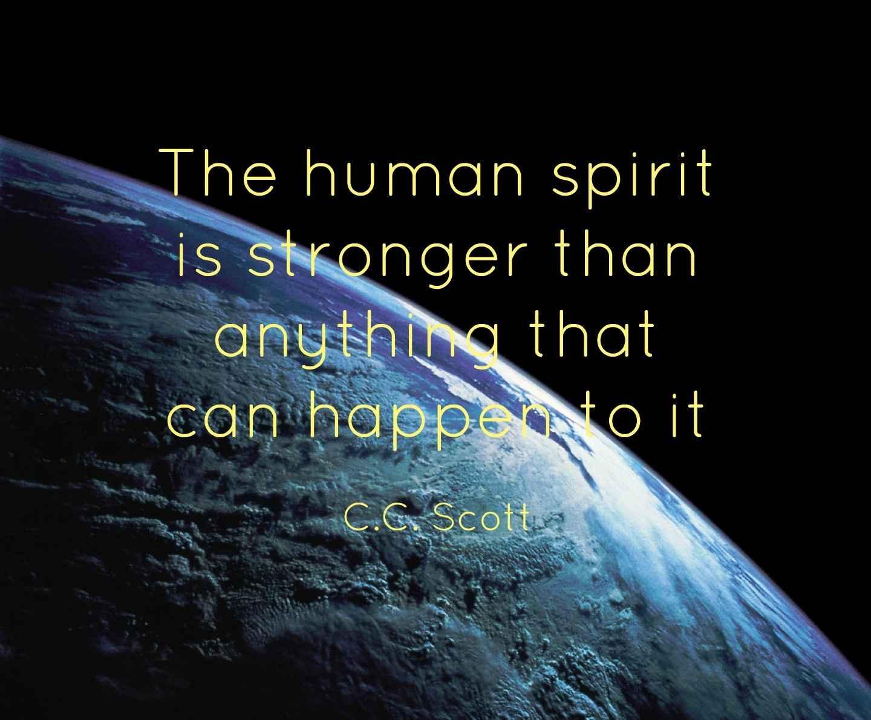 power-of-the-human-spirit