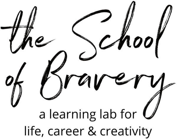 The School of Bravery Logo 2019 Centered