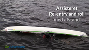 Assisteret Reentry and roll med Afstand