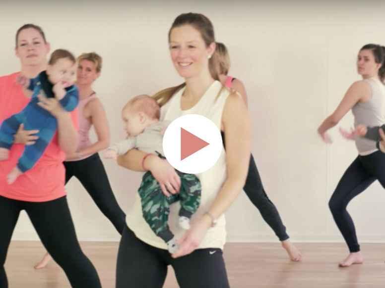 Efterfødselstræning