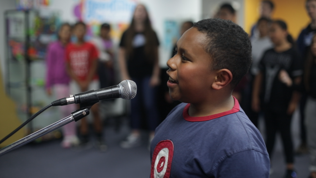 singing lessons for kids, beginning and intermediate voice classes