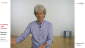 2020-05-15 Eurythmy with Theodor - Friday - How to keep the spirit in me