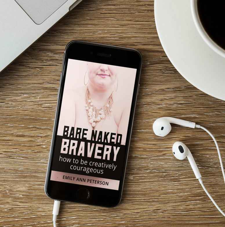 Bare Naked Bravery: Audiobook