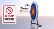 On target stop smoking product
