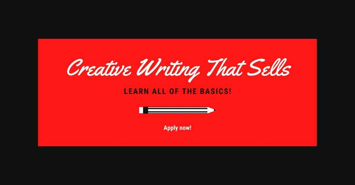 Creative Writing That Sells Facebook Ad