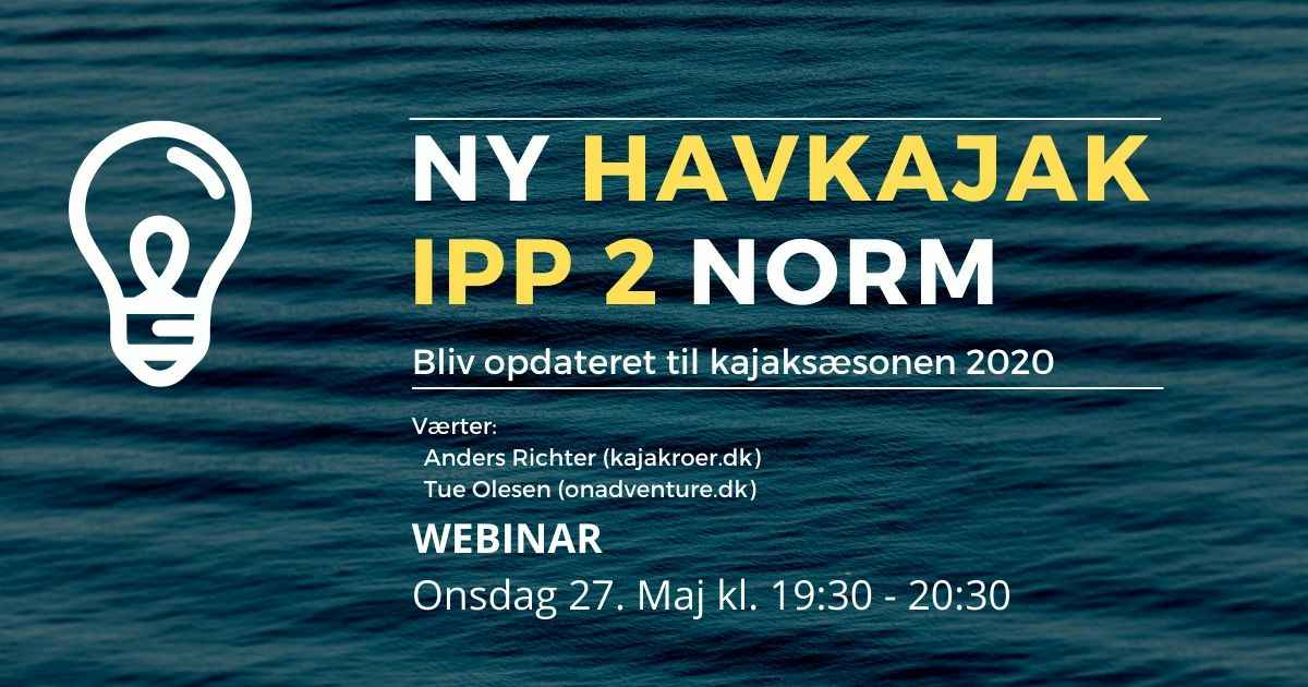 Webinar Ny Havkajak IPP2 Norm