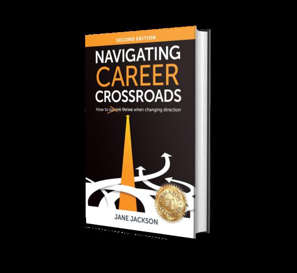 Navigating Career Crossroads NEW 3D