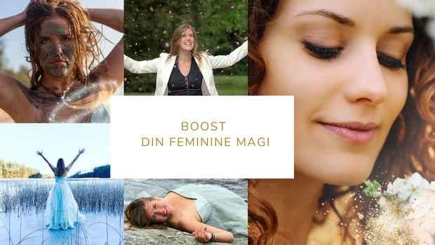 boost din feminine magi