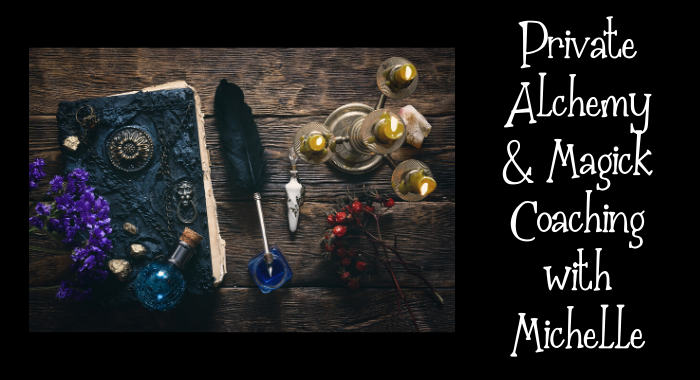 One-on One Alchemy & Magick Coaching