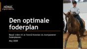 Den optimale foderplan miniature