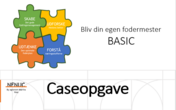 Caseopgave miniature