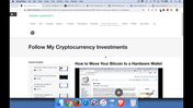 Bitcoin, Phishing Attacks, and Hardware Wallet Security