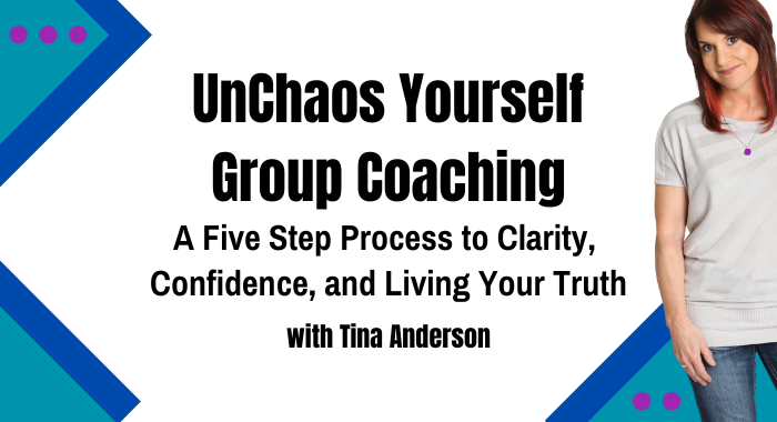 UnChaos Yourself Group Coaching