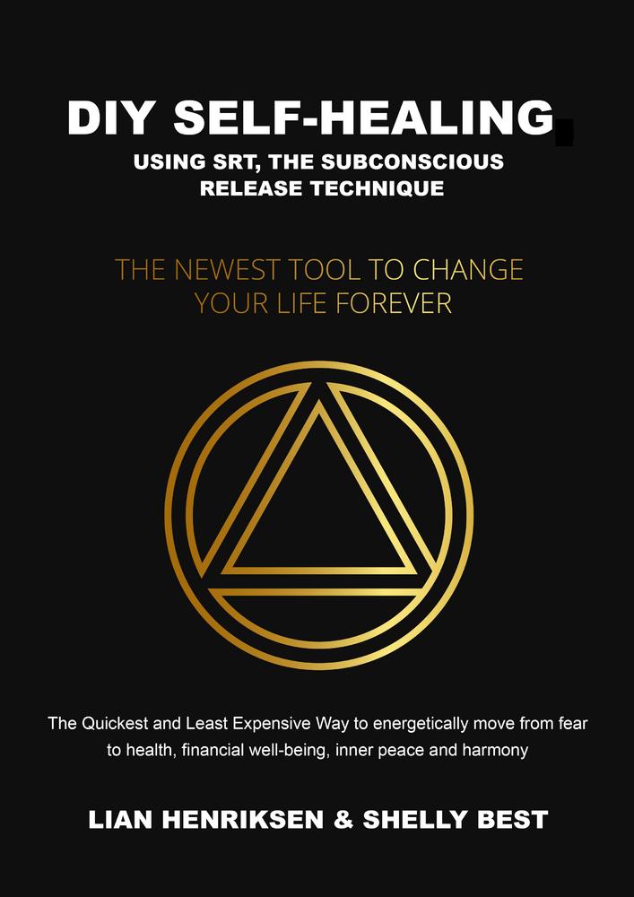 Book - DIY Self-Healing using The Subconscious Release Technique