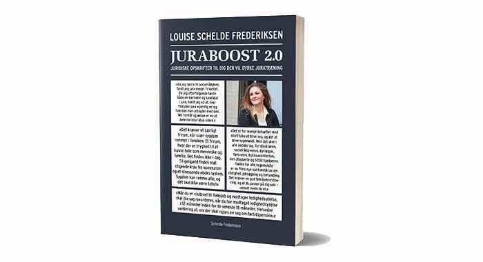 JURABOOST 2.0 som e-bog