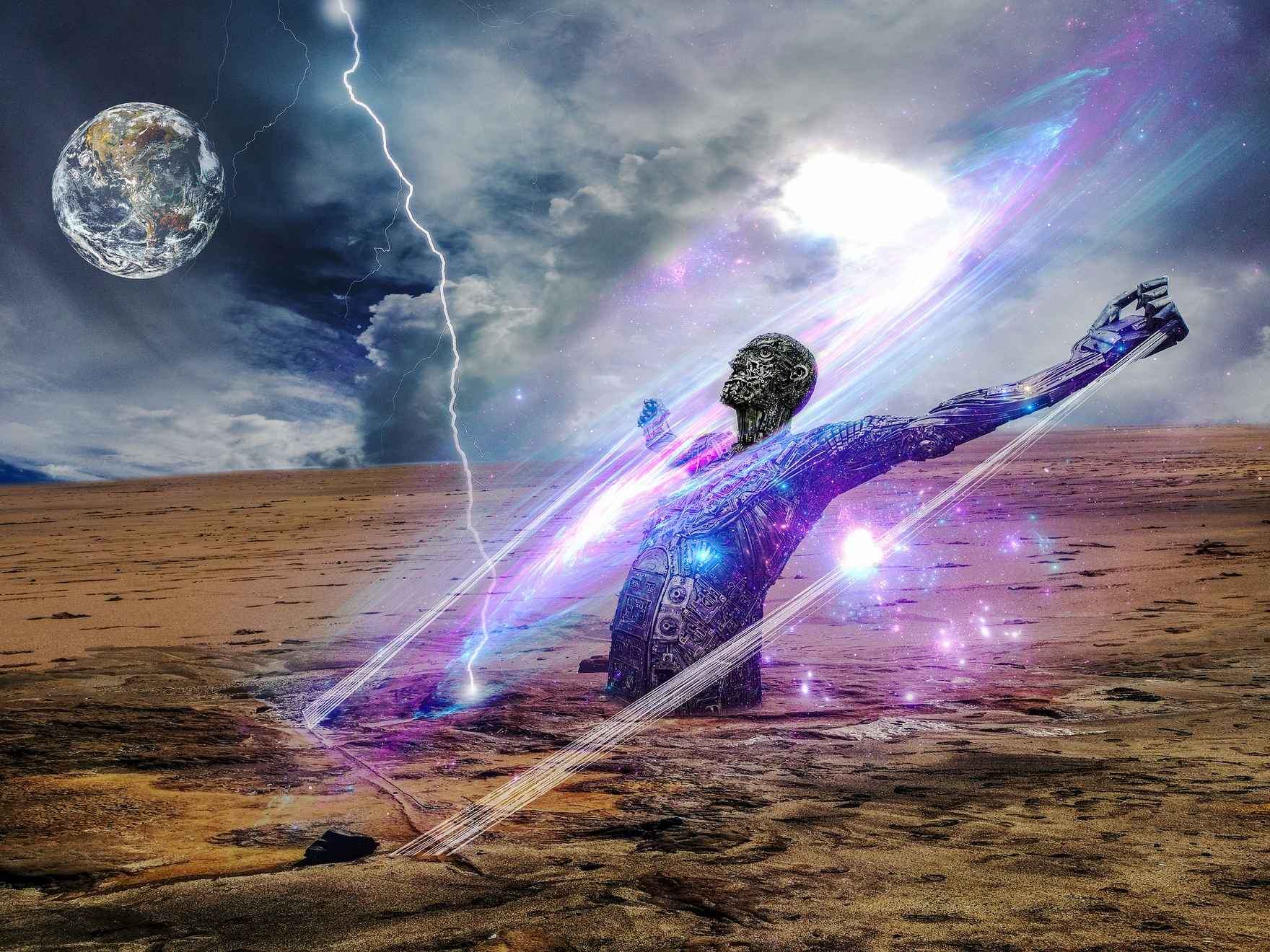 earth grounding epic electric man