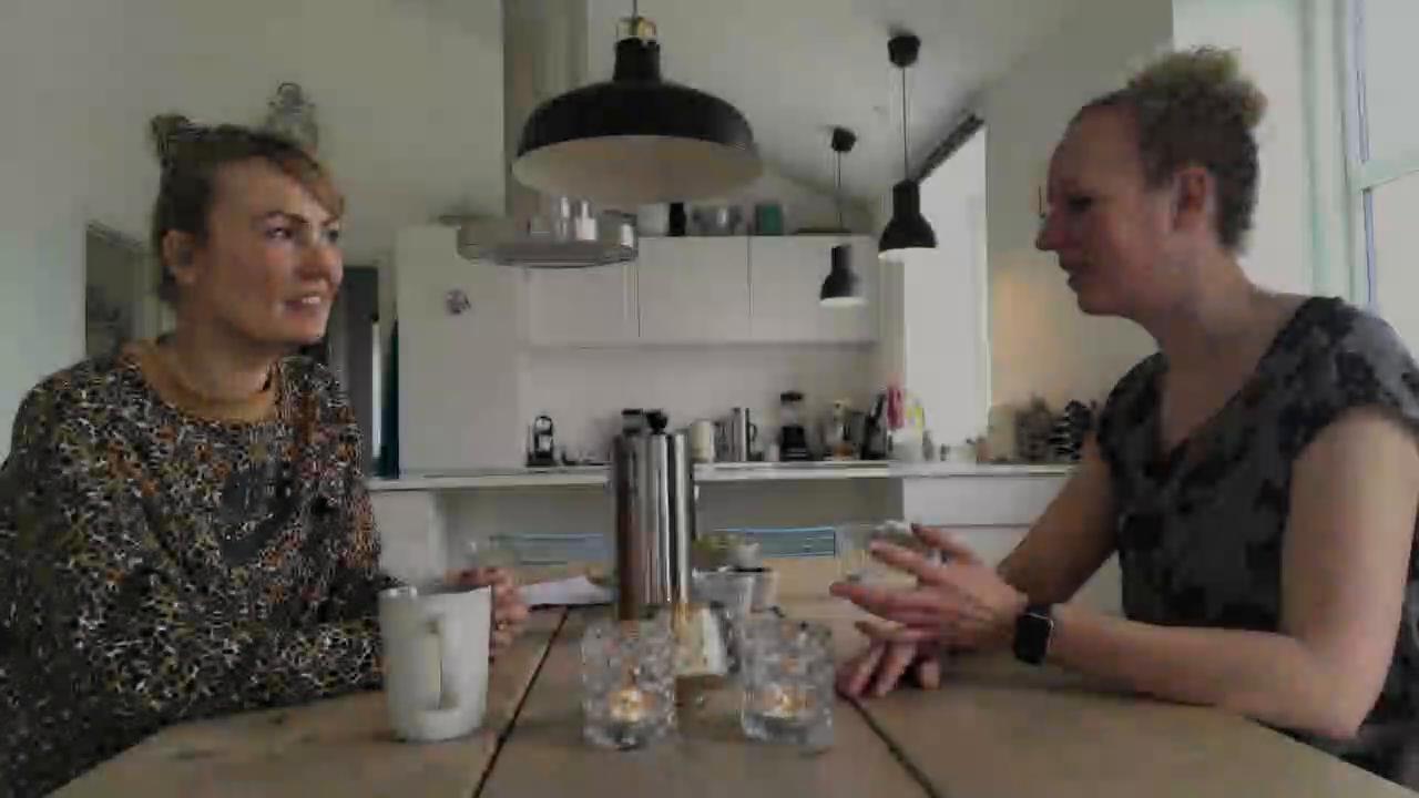 Interview Ann Kristin cover