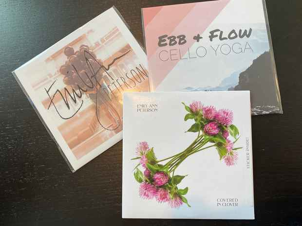 3 Album Bundle - Emily Ann Peterson