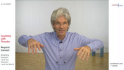 2020-06-12 Eurythmy with Theodor - Breathing between I and You - between I and the World