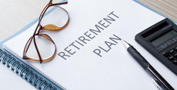 Retirement Plan Cover
