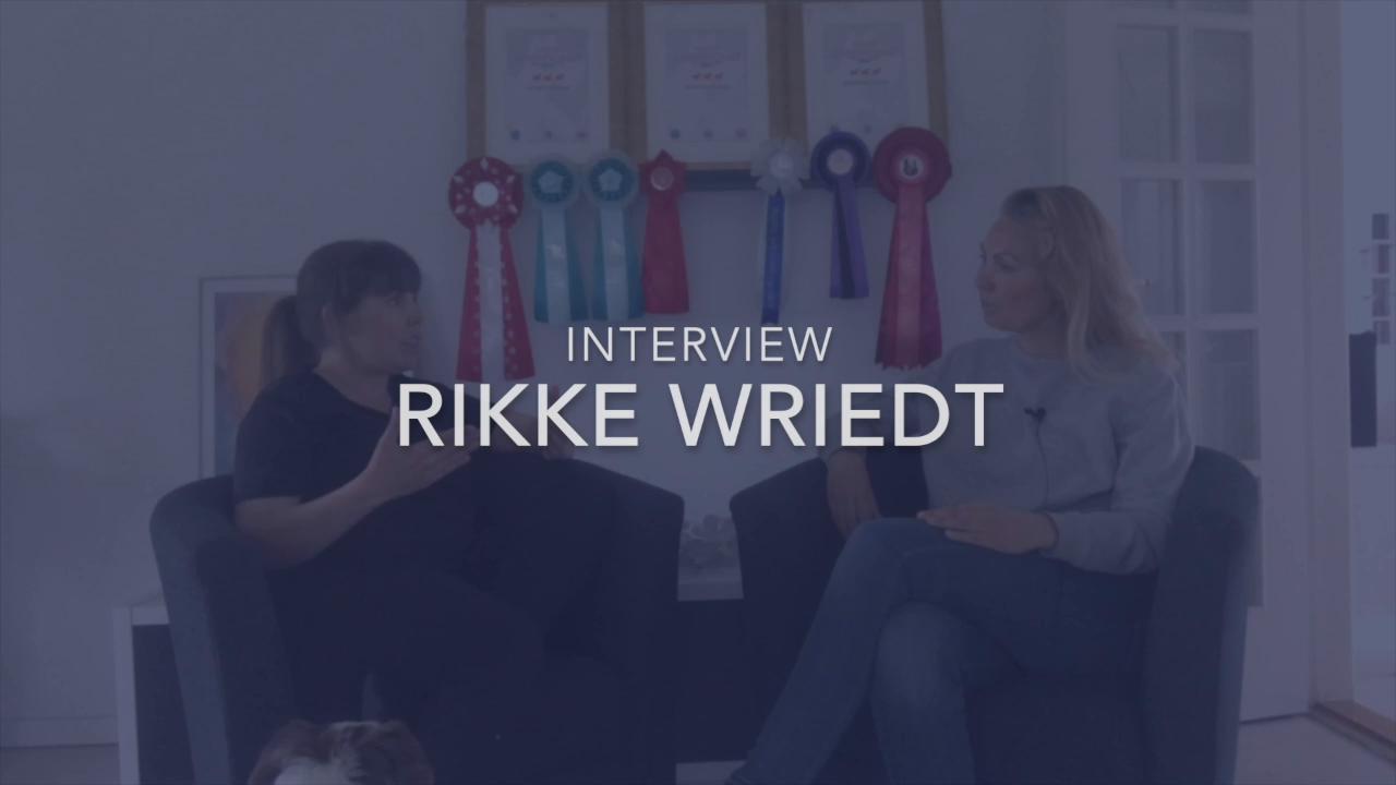 Rikke Wriedt teaser