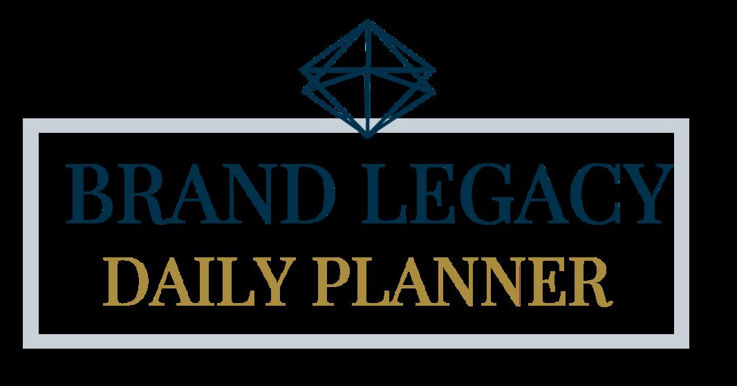 Brand Legacy Planner Logo