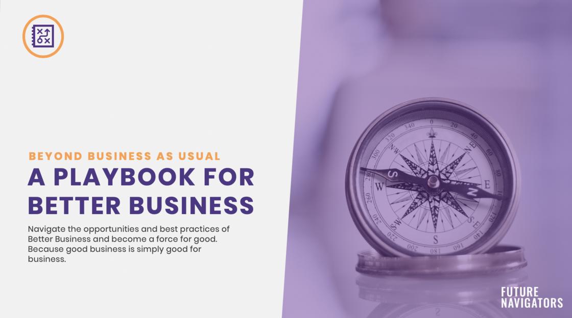 Better Business Playbook