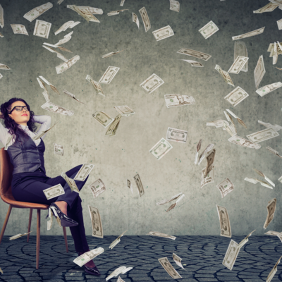 Få et nærende forhold til penge