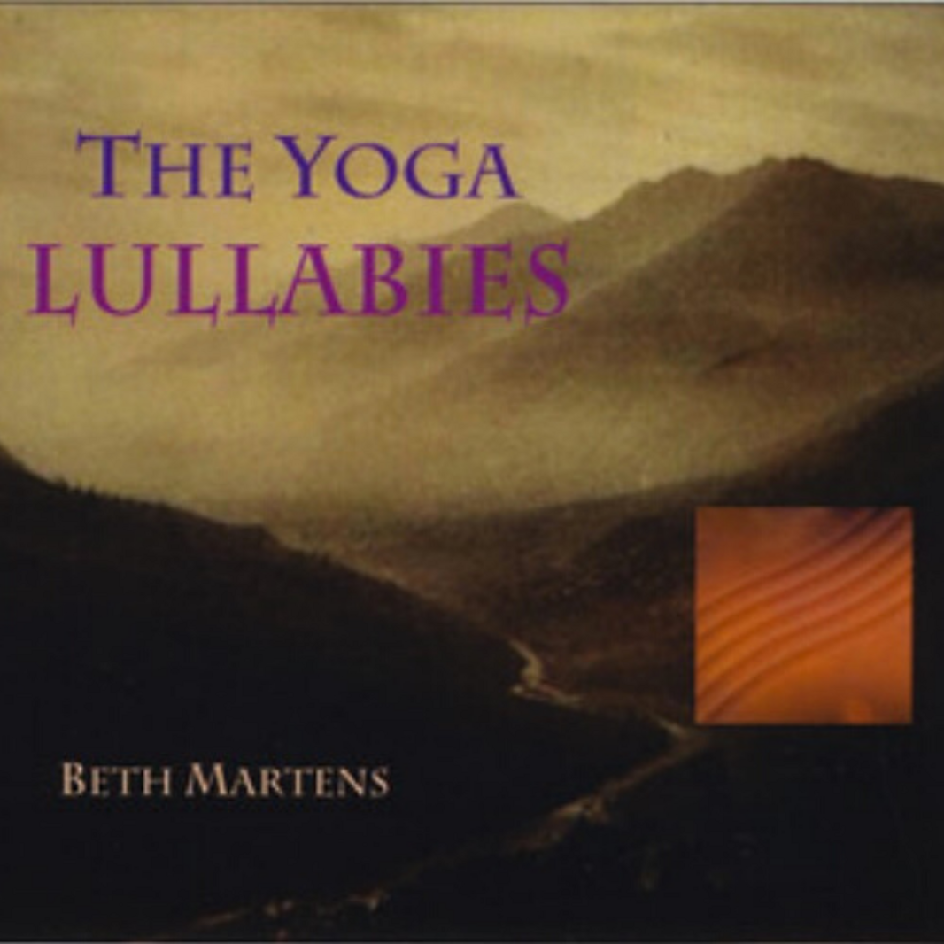 yoga lullabies cover
