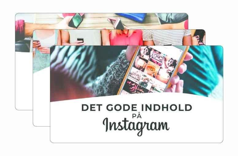 Instagram pakken
