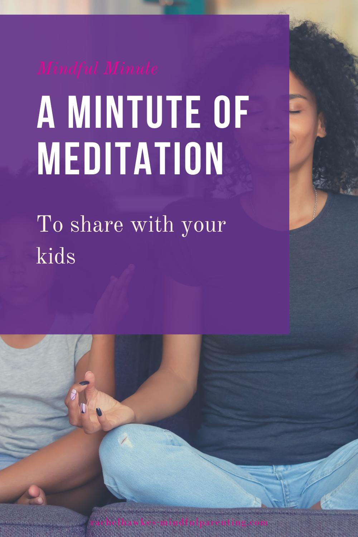 Grounding Meditation For The Family