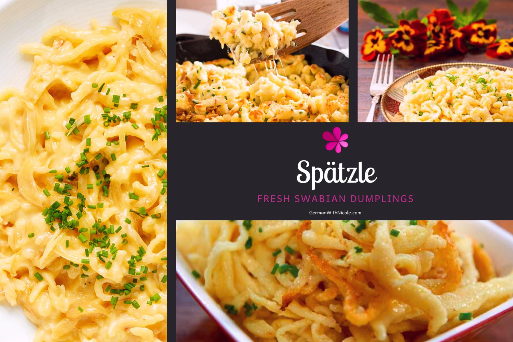 Spätzle Blog Cover