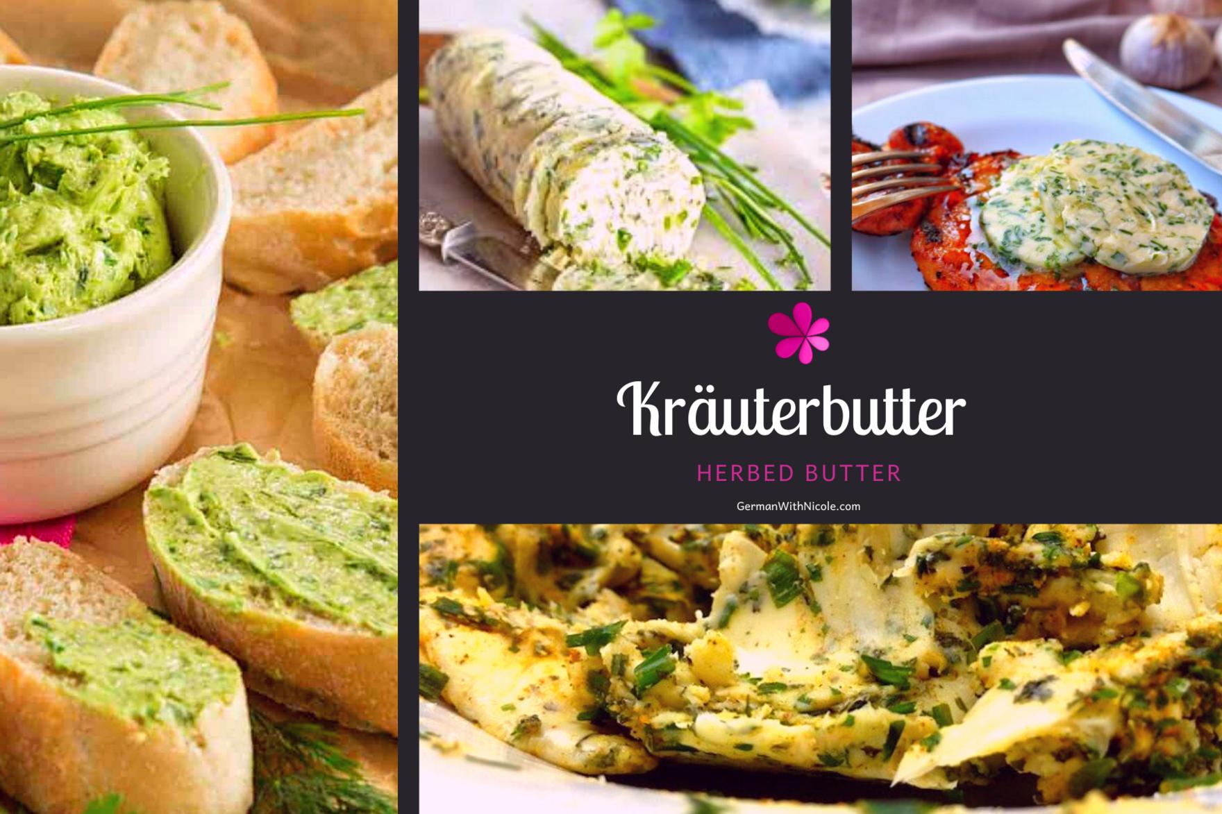 Kräuterbutter Blog Cover