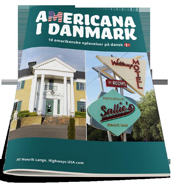 NYHED: Americana i Danmark: 10 amerikanske oplevelser på dansk