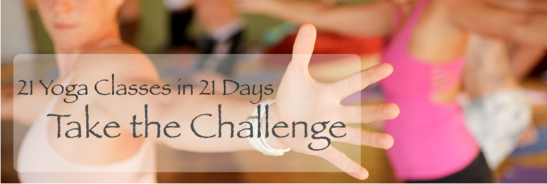 21 Day Online Yoga Challenge