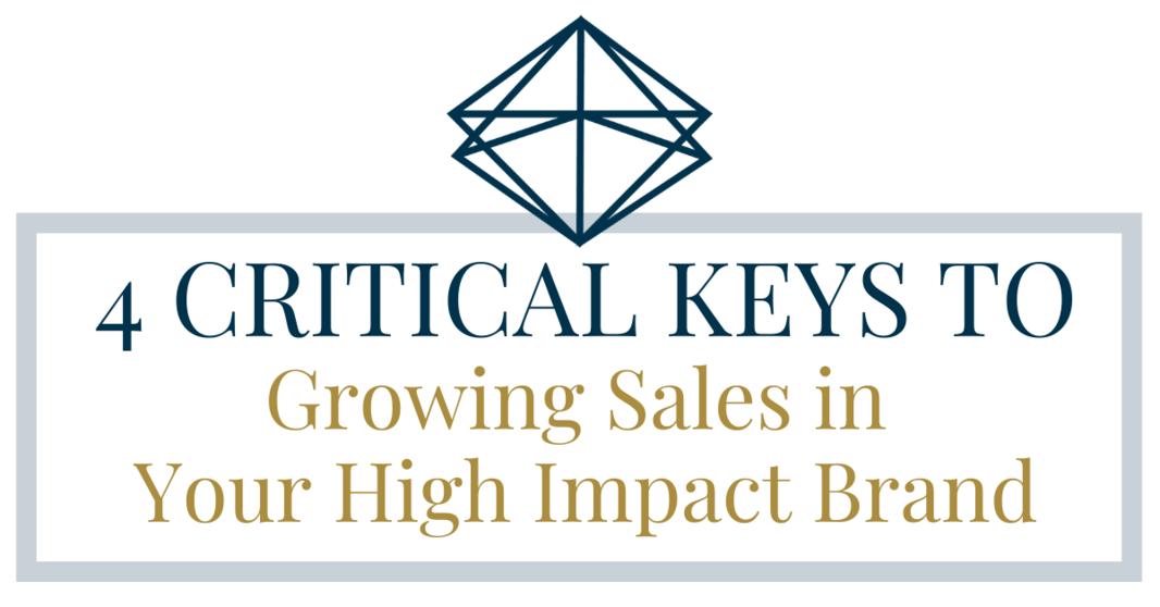 4 Critical Keys Masterclass Logo