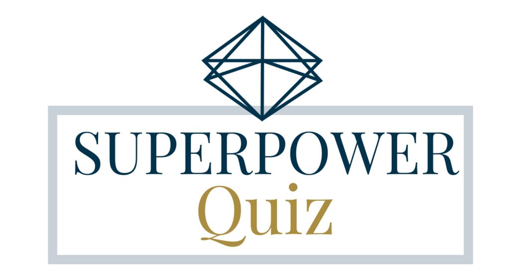Superpower Quiz Logo