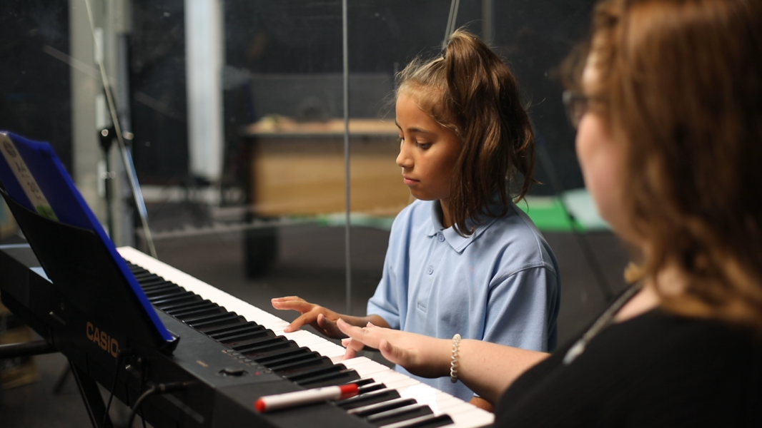 piano lessons for kids, beginning music classes